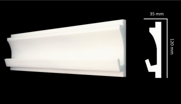 Leuk idee: Een led strip aan het plafond