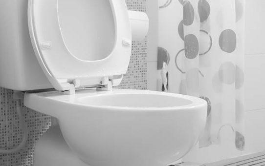 Een fontein toilet van Toiletmarkt