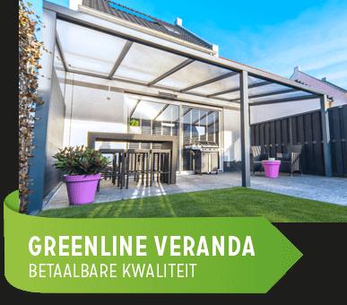 Een veranda in je tuin: een waardevolle investering